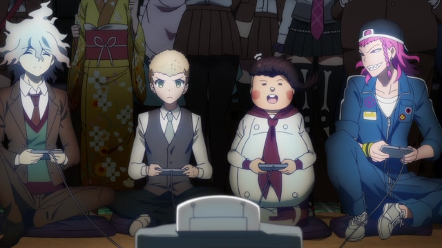 Danganronpa The Animation Episode 2
