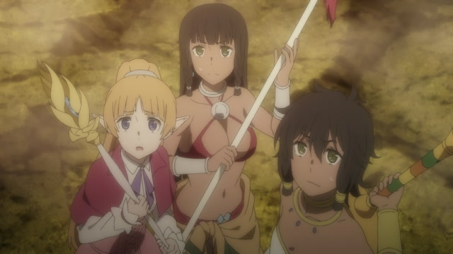 Danmachi Episode 11