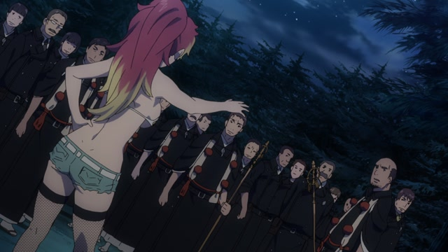 Blue Exorcist: Kyoto Saga Episode 07