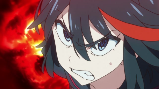 KILL la KILL (OmU) Episode 12