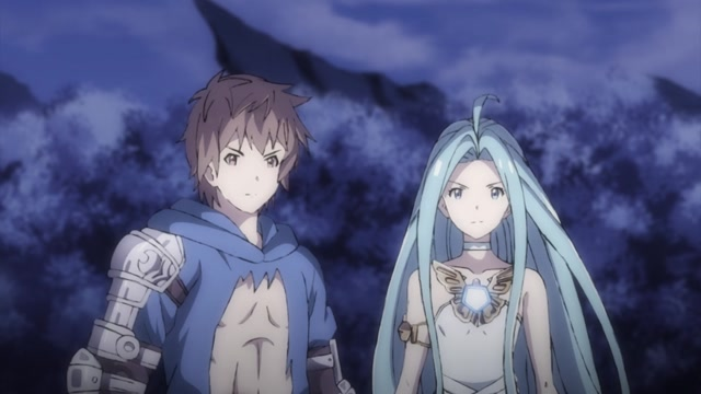 Granblue Fantasy The Animation (OmU) Episode 01