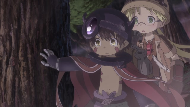 Made in Abyss ep 5 vostfr- passionjapan