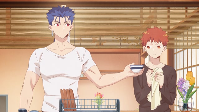 Today's Menu for Emiya Family (ONA) (OmU.) Folge 2