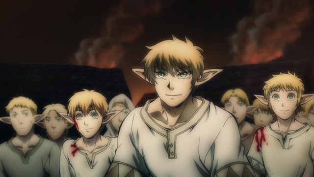 Drifters: Battle in a Brand-new World War (OmU) Episode 02