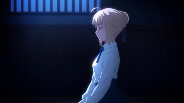 Fate/stay night: Unlimited Blade works Episode 22