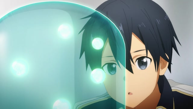 SWORD ART ONLINE -Alicization- Episode 16