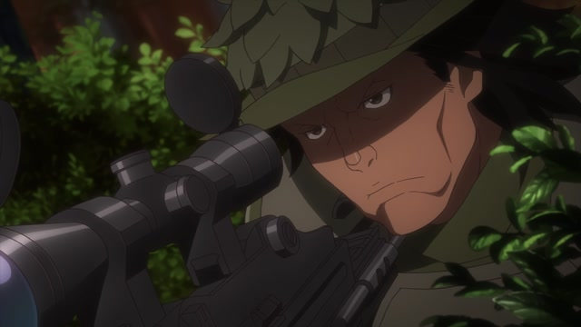 SWORD ART ONLINE ALTERNATIVE «GUN GALE ONLINE» Серия 1