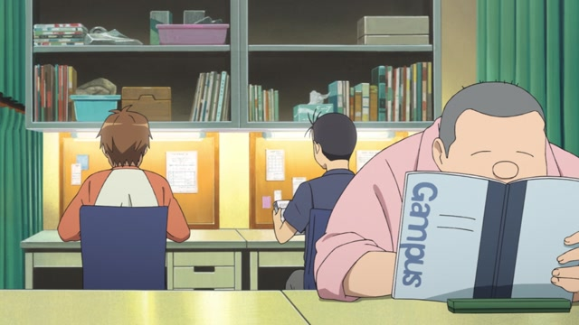 Silver Spoon (OmU) Episode 01
