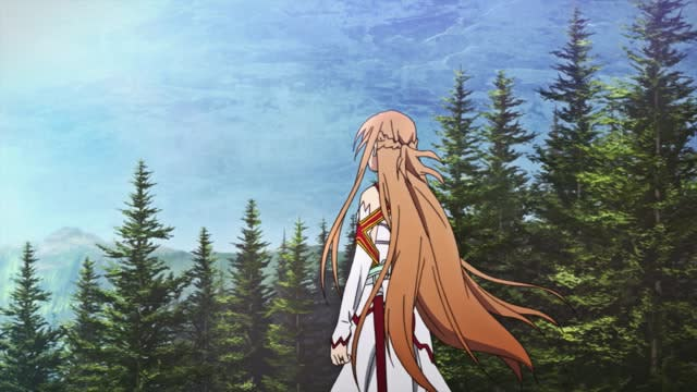 Sword Art Online  (OmU) Episode 12