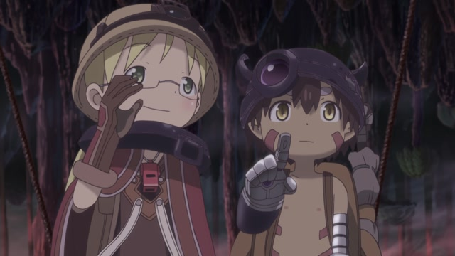 Made in Abyss Episode 05
