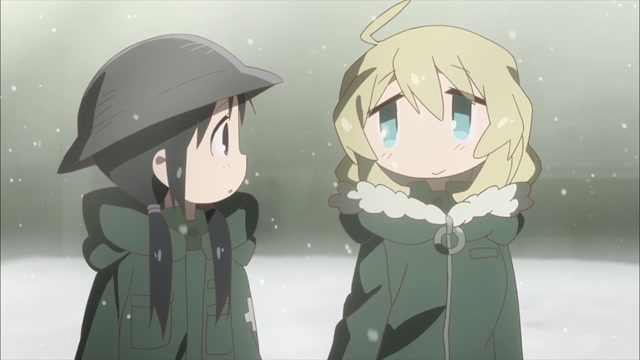Girls' Last Tour Episode 12