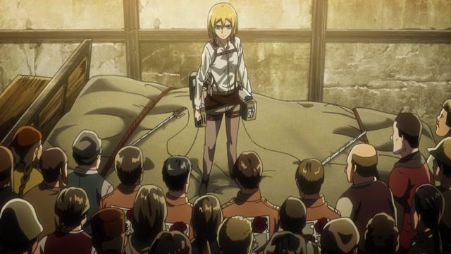 Shingeki no Kyojin saison 3 ep 9 vostfr