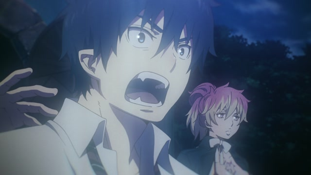 Blue Exorcist: Kyoto Saga Episode 05