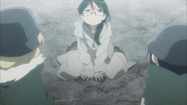 Girls' Last Tour Episode 06