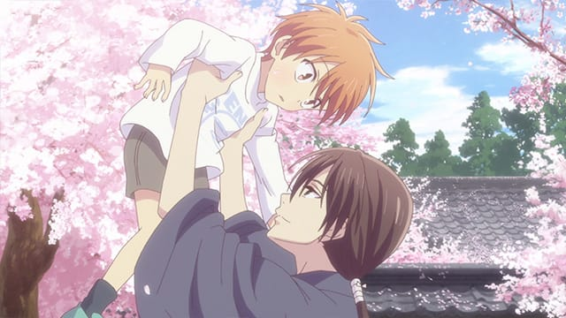 Fruits Basket Episode 25