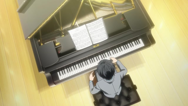 Your Lie in April (OmU./Dt.) Folge 4
