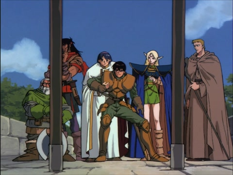 Record of Lodoss War Episode 4