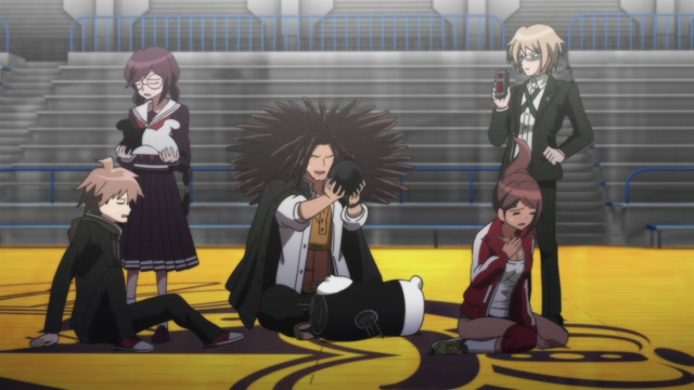 Danganronpa The Animation Episode 10