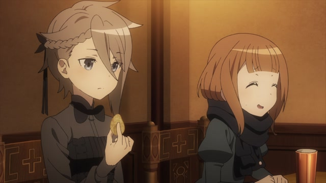 Princess Principal Episode 10