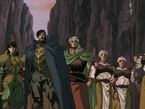 Record of Lodoss War Episode 10