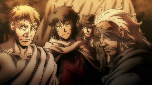 Drifters Episode 3