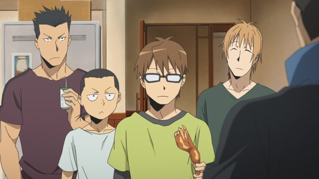 Silver Spoon Episode 02