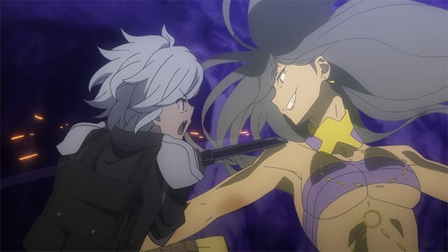 Danmachi Episode 8