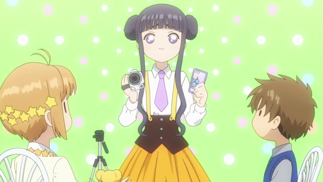 Cardcaptor Sakura : Clear Card Episode 7