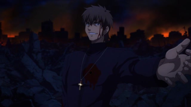 Fate/Zero (OmU) Episode 25