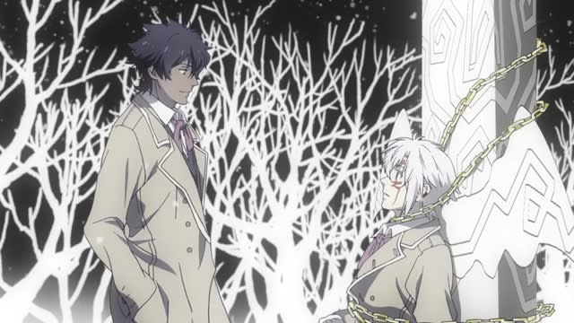 D.Gray-man Hallow Episode 8