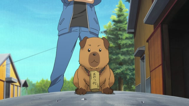 Silver Spoon Episode 13