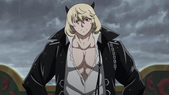 Akame Ga Kill  (OmU./Dt.) Episode 08