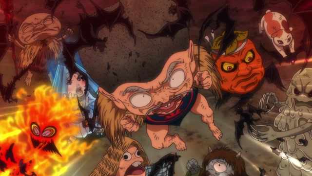 GeGeGe no Kitaro Episode 28