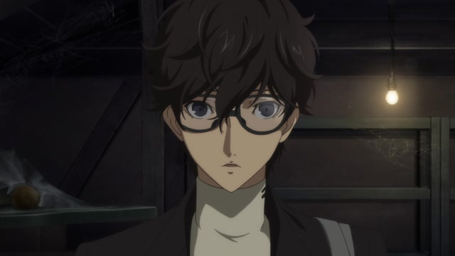 Персона 5: Анимация / PERSONA5 the Animation Серия 1