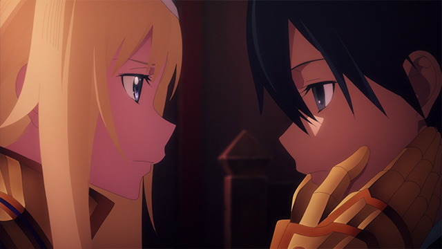 SWORD ART ONLINE -Alicization- Episode 5