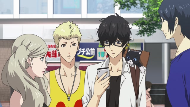 PERSONA5 the Animation Episode 11