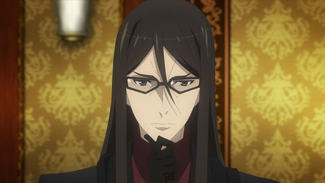 Lord El-Melloi II's Case Files {Rail Zeppelin} Grace note (OmU.) Folge 8
