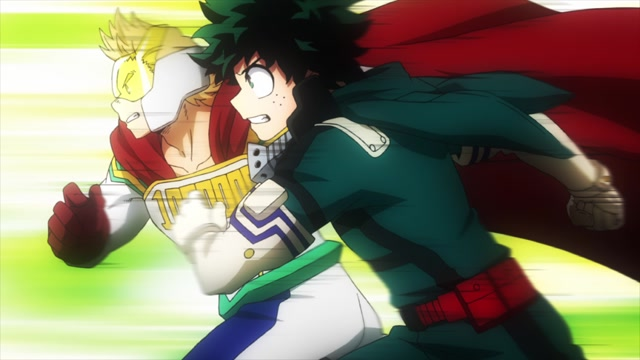 My Hero Academia Episode 7