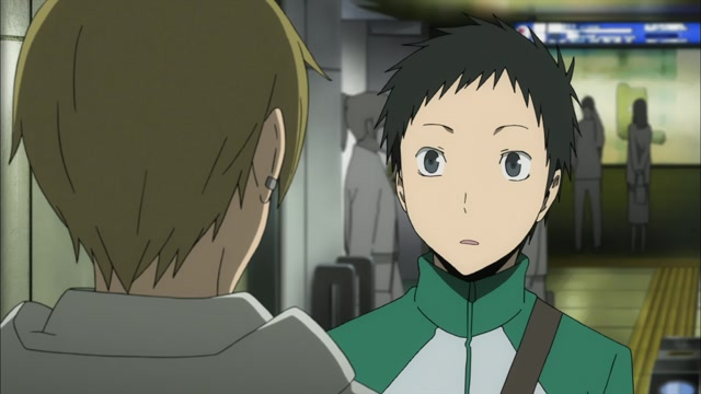 Durarara!! - Season 1 - Episode 01 (OmU)