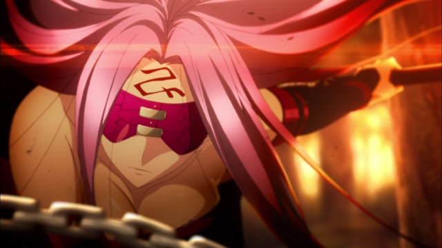 Fate/stay night: Unlimited Blade works Episode 05