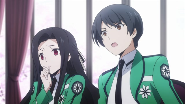 The irregular at magic high school Episode 04