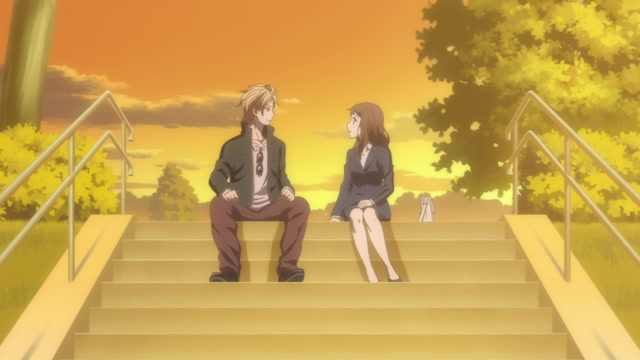 Our love has always been 10 centimeters apart. (OmU) Folge 06