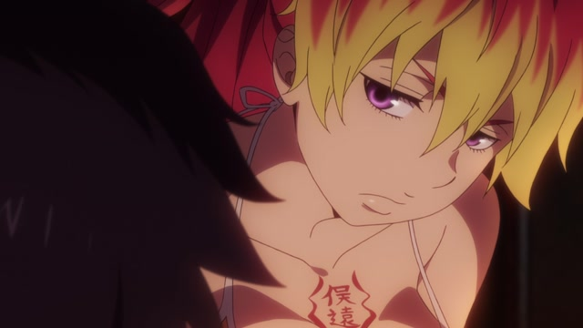 Blue Exorcist: Kyoto Saga Episode 04