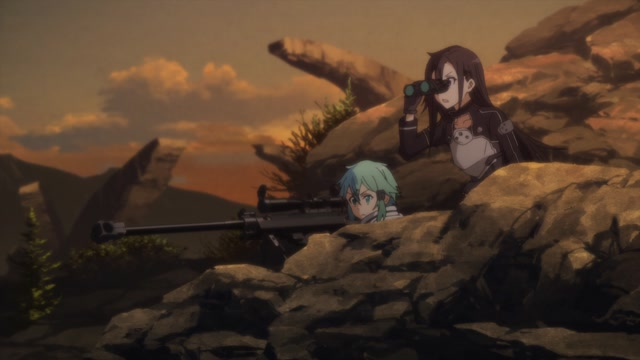 Sword Art Online Episode 09