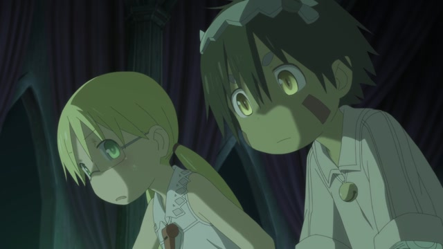 Made in Abyss Episode 02