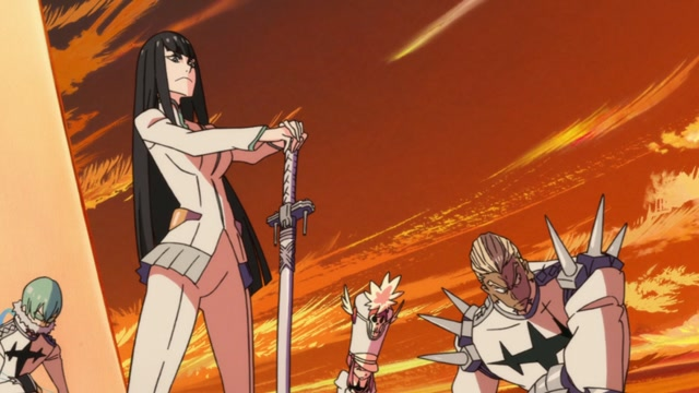 Kill la Kill - Season 1 - Episode 01 (OmU)