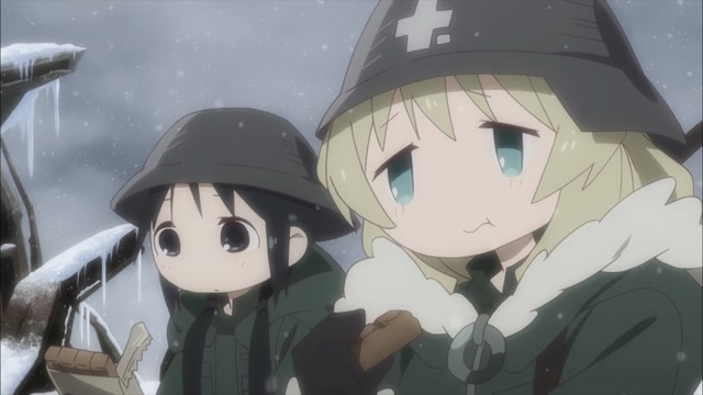 Girls' Last Tour Episode 01