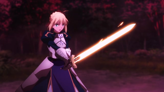 Fate/stay night: Unlimited Blade works Episode 24