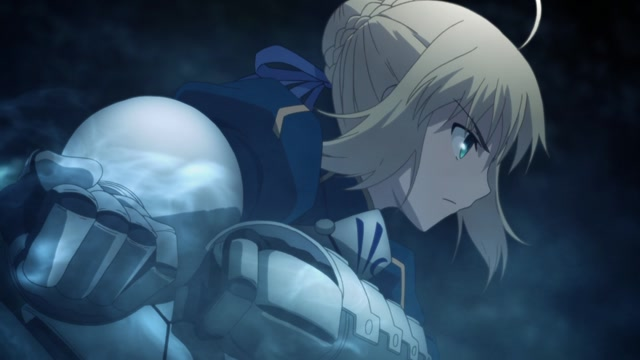 Fate/stay night: Unlimited Blade works Episode 10
