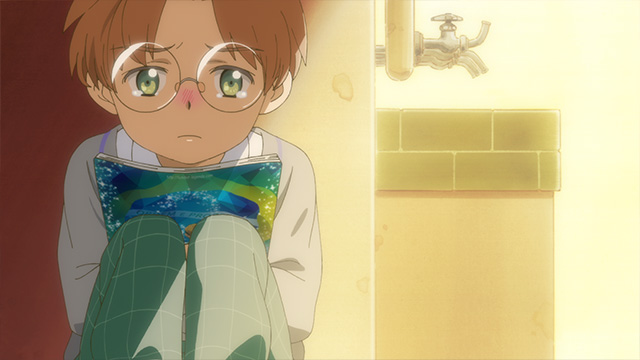 Sarazanmai Episode 3